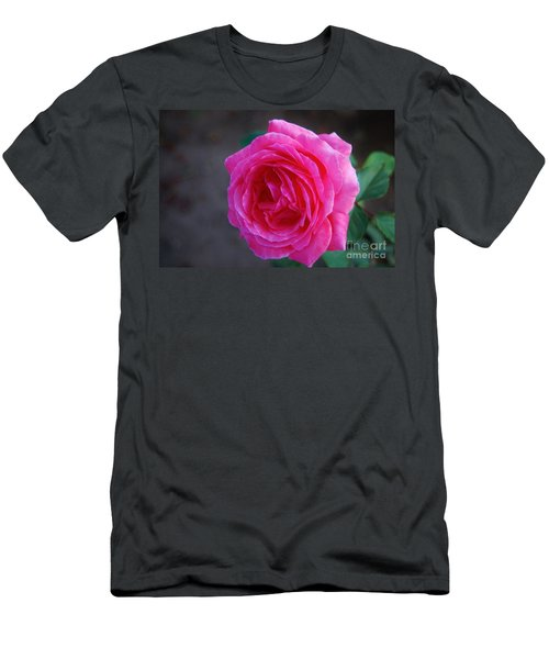 Simply A Rose Men's T-Shirt (Athletic Fit)