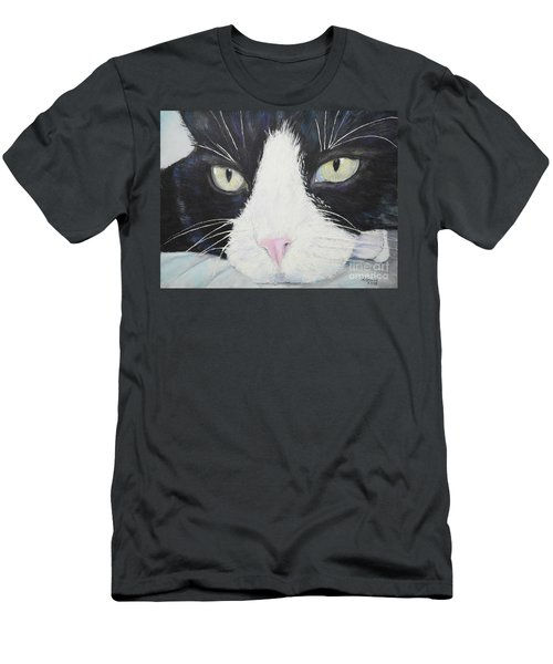 Sissi The Cat 2 Men's T-Shirt (Athletic Fit)