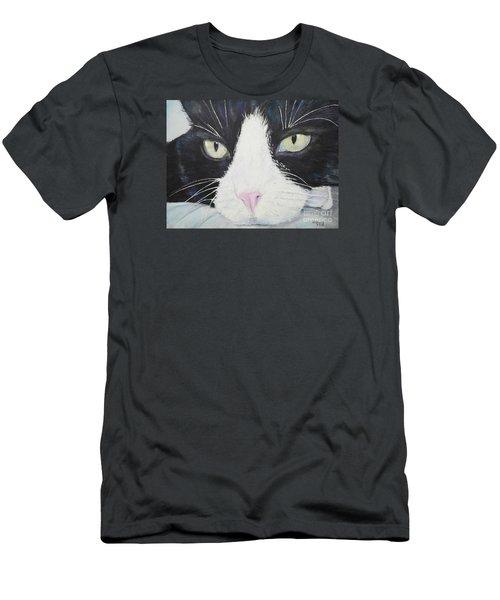 Sissi The Cat 2 Men's T-Shirt (Athletic Fit)