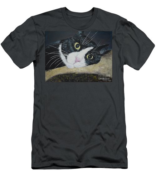 Sissi The Cat 3 Men's T-Shirt (Athletic Fit)