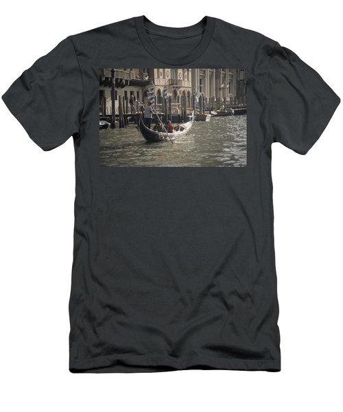 Site Seers Men's T-Shirt (Athletic Fit)