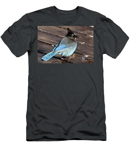 Men's T-Shirt (Athletic Fit) featuring the photograph Sittin' In The Sun by Dorrene BrownButterfield