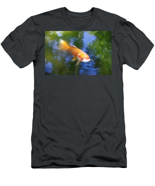Skimming The Surface Men's T-Shirt (Athletic Fit)