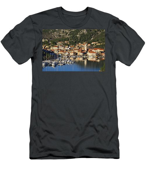 Skradin Men's T-Shirt (Athletic Fit)