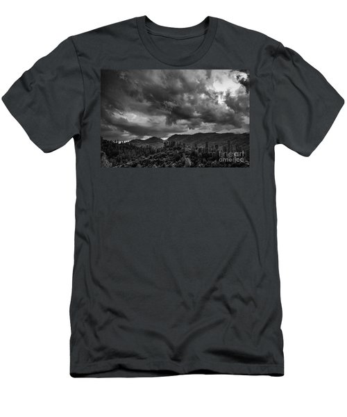 Big Sky Shasta County Men's T-Shirt (Athletic Fit)