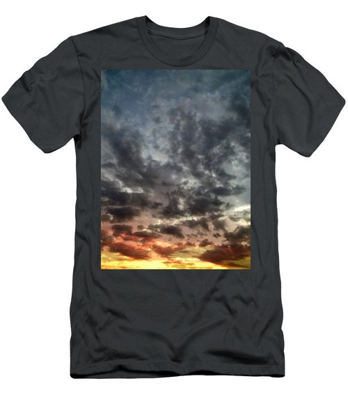 Sky Moods - Spectrum Men's T-Shirt (Athletic Fit)