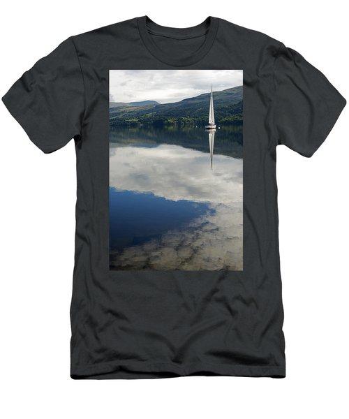 Sky Sailing Men's T-Shirt (Athletic Fit)