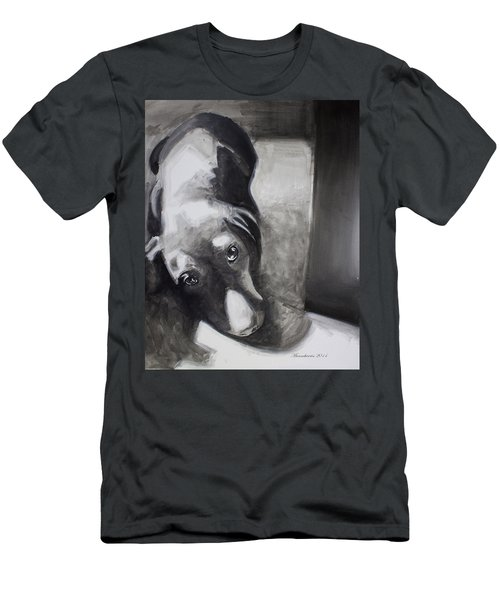 Sleepy Head Men's T-Shirt (Athletic Fit)