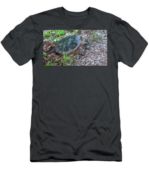 Snapper Eggs Men's T-Shirt (Athletic Fit)