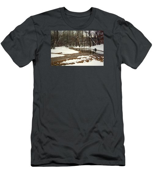 Snowy Creek Men's T-Shirt (Athletic Fit)