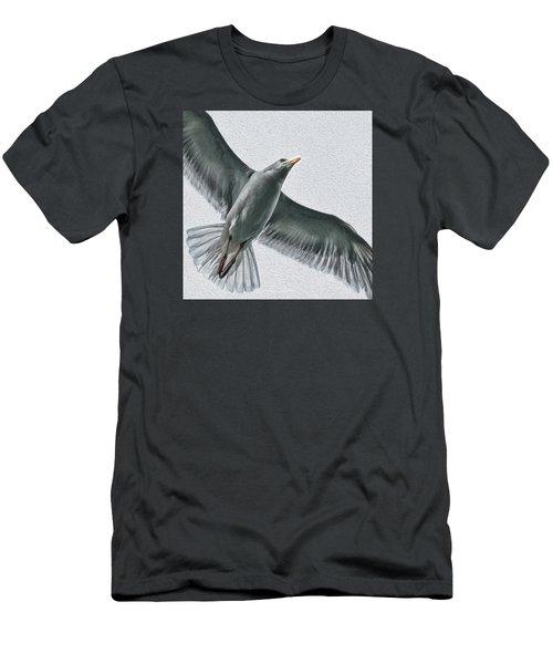 Soaring High Men's T-Shirt (Athletic Fit)