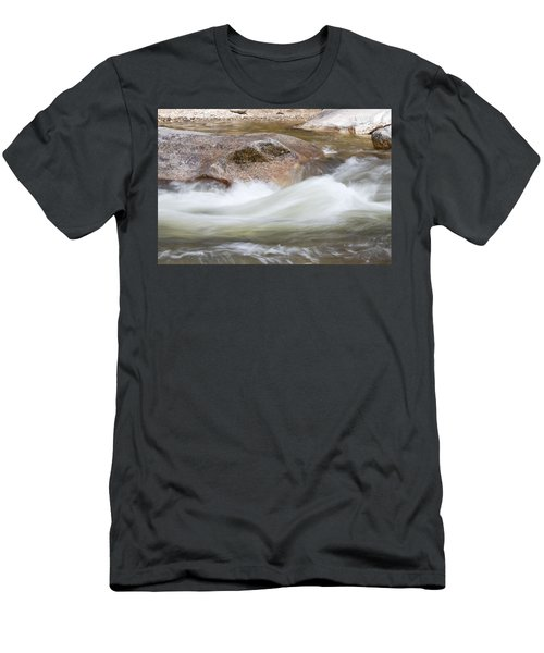 Soft Water Men's T-Shirt (Athletic Fit)