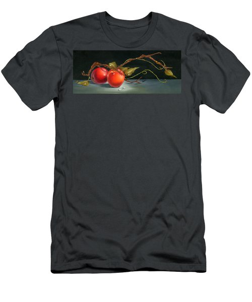 Solitary Apples Men's T-Shirt (Athletic Fit)
