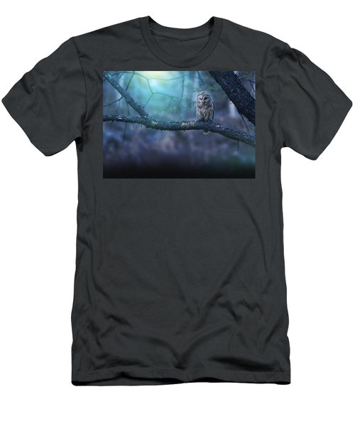 Solitude - Landscape Men's T-Shirt (Athletic Fit)