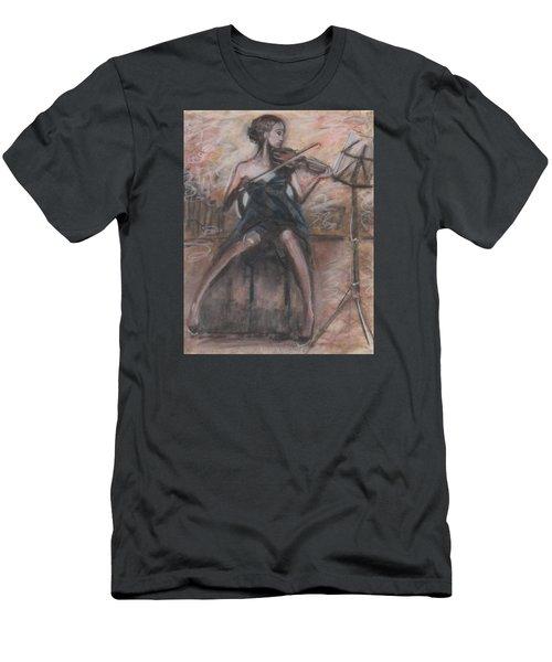 Solo Concerto Men's T-Shirt (Athletic Fit)