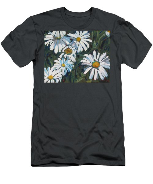 Some Are Daisies Men's T-Shirt (Athletic Fit)