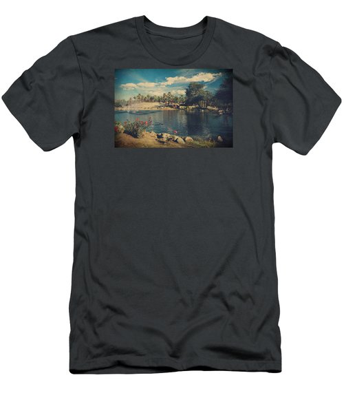 Some Wishes Men's T-Shirt (Athletic Fit)