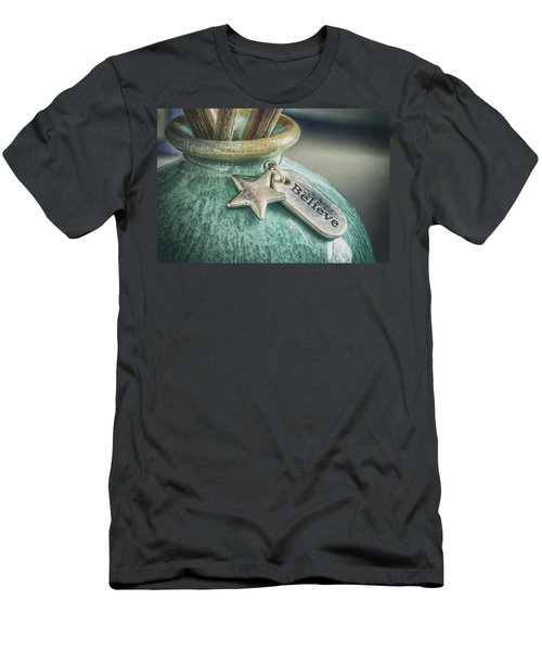 Something To Believe In Men's T-Shirt (Athletic Fit)