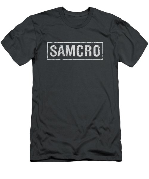 Sons Of Anarchy - Samcro Men's T-Shirt (Athletic Fit)