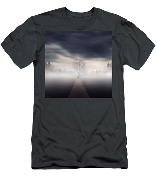 Soul's Journey Men's T-Shirt (Athletic Fit)