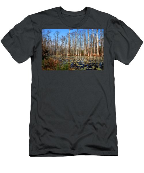 South Carolina Swamps Men's T-Shirt (Athletic Fit)