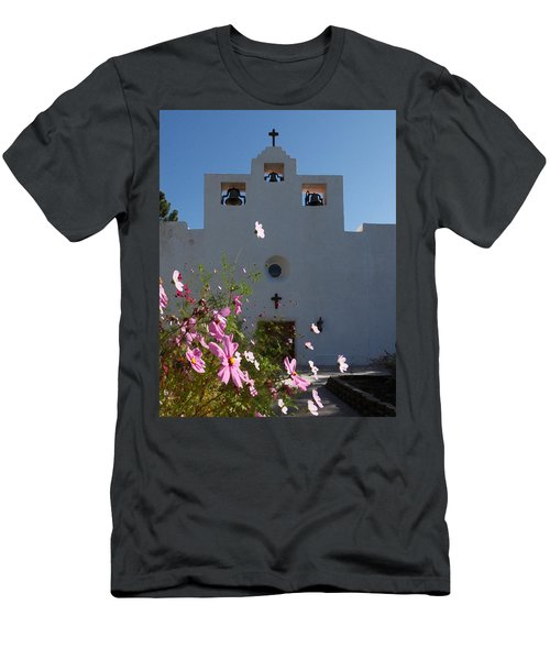 Spanish Mission Men's T-Shirt (Athletic Fit)
