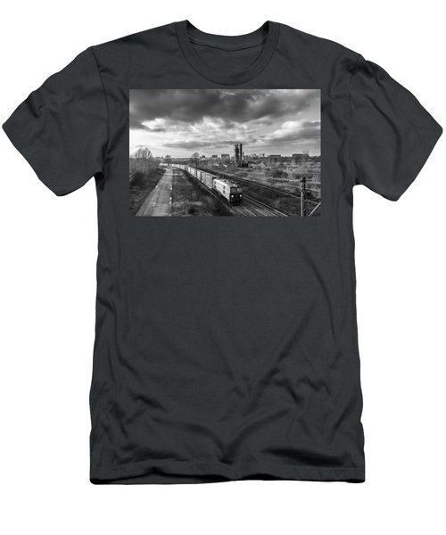 Speedy Et Men's T-Shirt (Slim Fit) by Tgchan