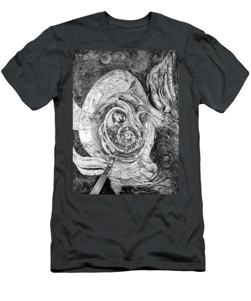 Spiral Rapture 2 Men's T-Shirt (Athletic Fit)