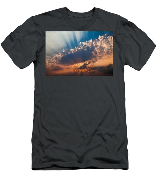 Men's T-Shirt (Slim Fit) featuring the photograph Spirit In The Sky by Jack Bell