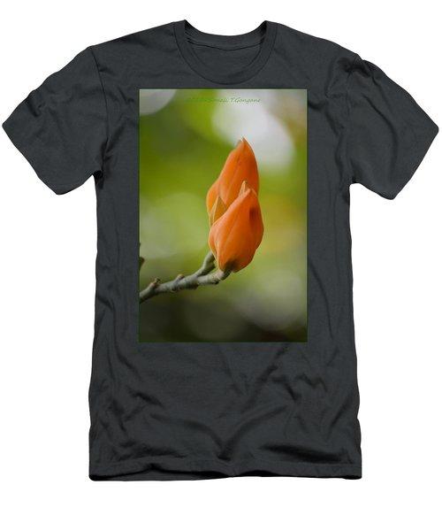 Spirit Of Spring Men's T-Shirt (Athletic Fit)