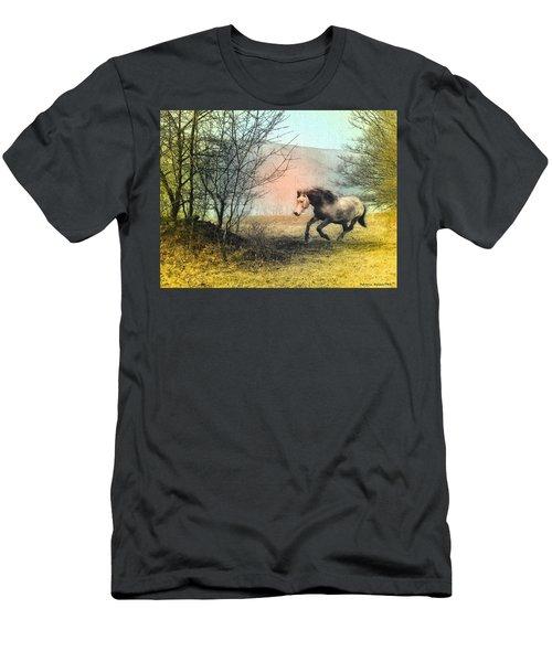 Spiritus Equus Men's T-Shirt (Athletic Fit)