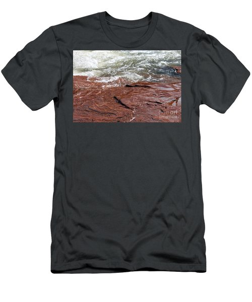 Spring At Sedona In Spring Men's T-Shirt (Athletic Fit)