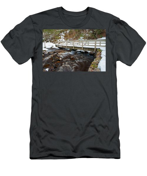 Spring Hike  Men's T-Shirt (Athletic Fit)