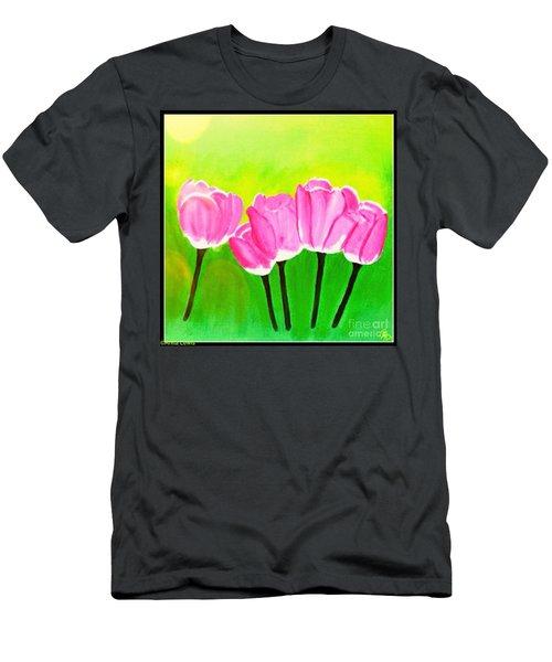 Spring I Men's T-Shirt (Athletic Fit)
