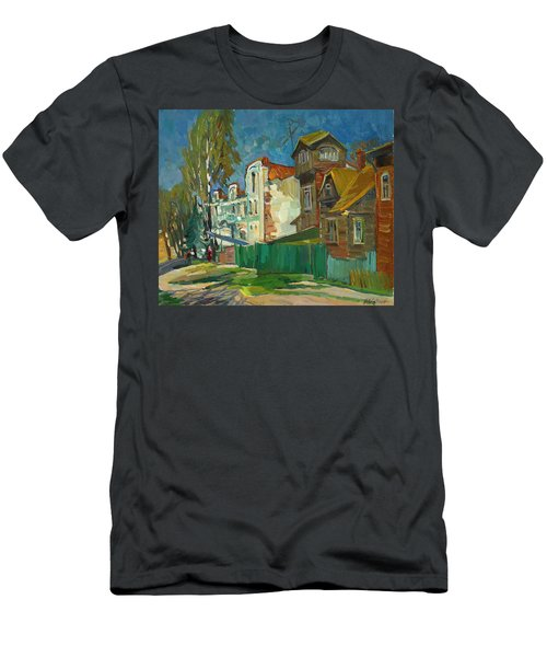 Spring In The Province Men's T-Shirt (Athletic Fit)