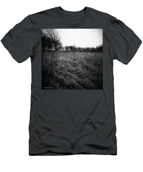 Spring Is Near Holga Photography Men's T-Shirt (Athletic Fit)