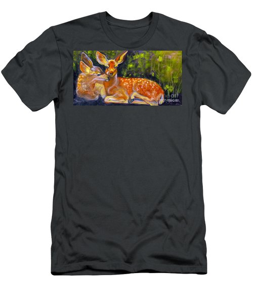 Spring Twins 2 Men's T-Shirt (Athletic Fit)