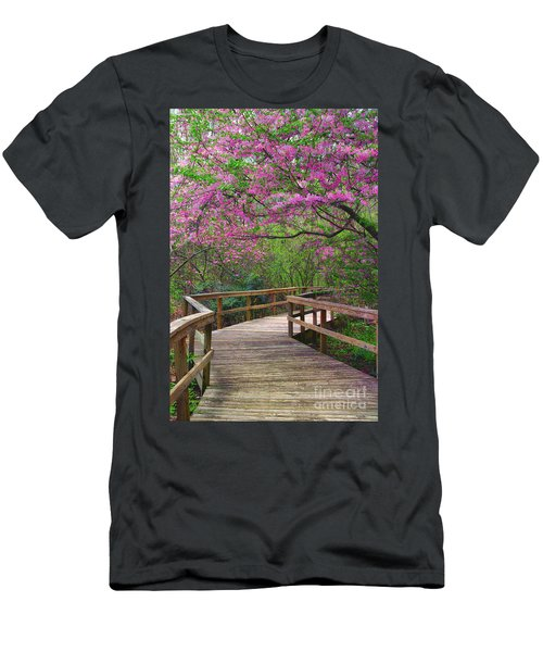 Spring Walk Men's T-Shirt (Athletic Fit)