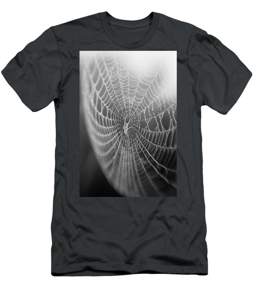 Spyder Web Men's T-Shirt (Athletic Fit)