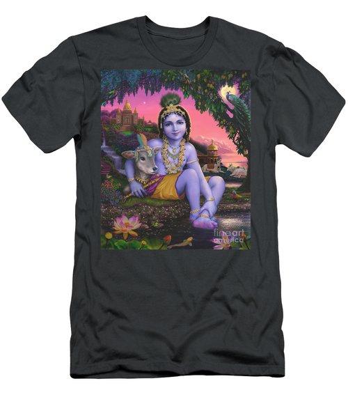 Sri Krishnachandra Men's T-Shirt (Athletic Fit)