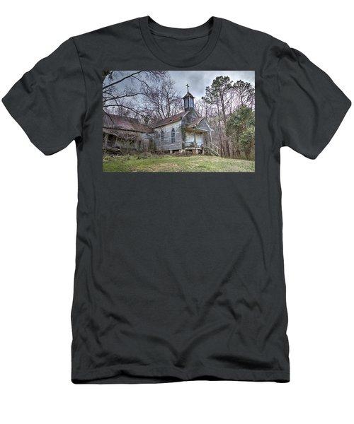 St. Simon's Church Men's T-Shirt (Athletic Fit)