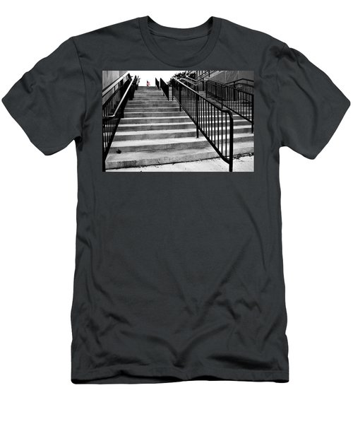 Stairway To Freedom Men's T-Shirt (Athletic Fit)