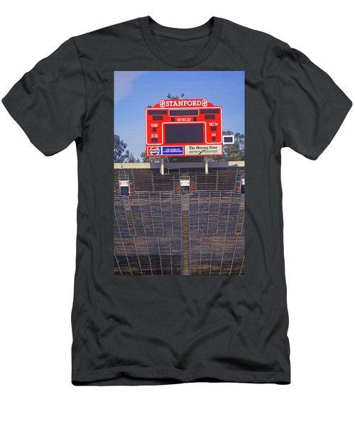 Stanford University Stadium In Palo Men's T-Shirt (Athletic Fit)