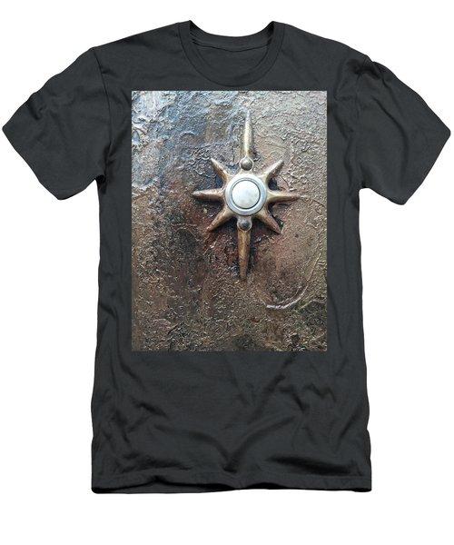 Star Doorbell Men's T-Shirt (Athletic Fit)
