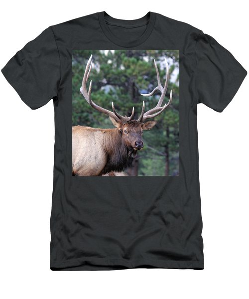 Stare Down Men's T-Shirt (Athletic Fit)