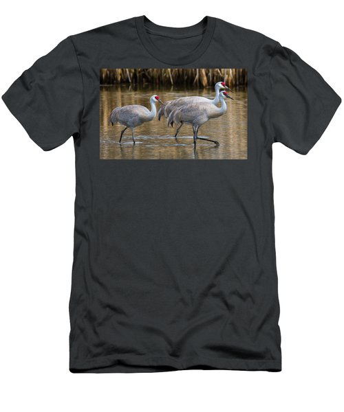 Steppin Out Men's T-Shirt (Athletic Fit)