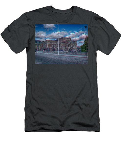 Stockholm Opera Men's T-Shirt (Athletic Fit)
