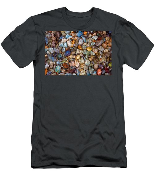 Stoned Stones Men's T-Shirt (Athletic Fit)