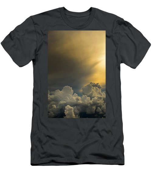 Storm Cloud Series No. 2 Men's T-Shirt (Athletic Fit)