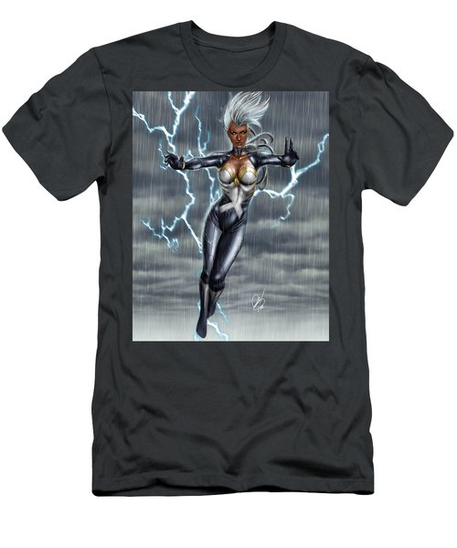 Storm Men's T-Shirt (Athletic Fit)